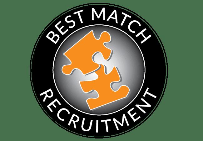 Best Match Recruitment logo Transparent